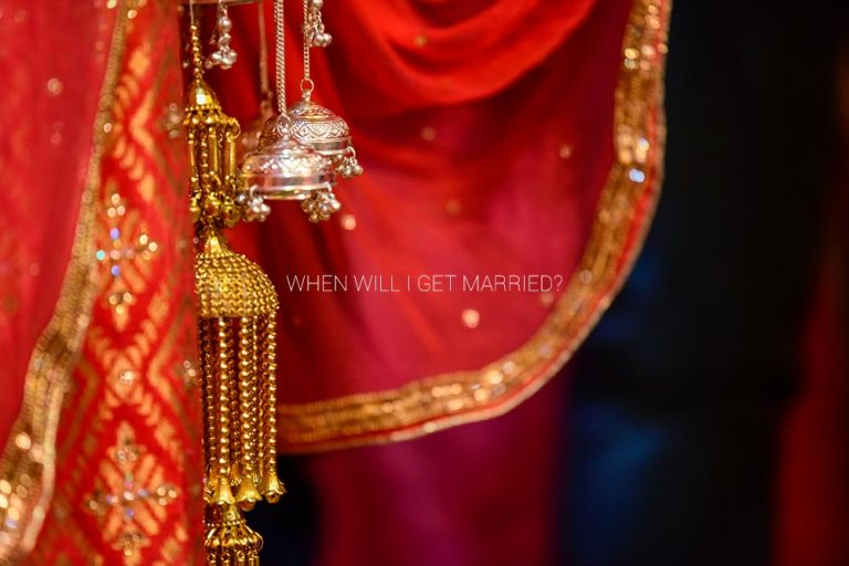 When will I get married the accurate marriage prediction