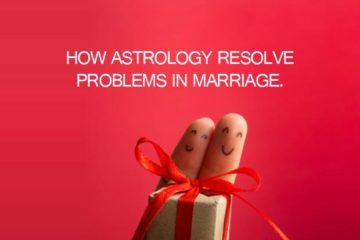 How astrology can resolve problems in a marriage