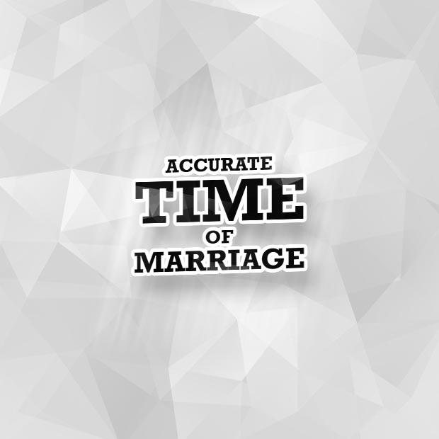 Marriage Prediction