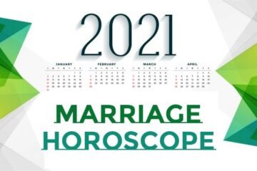Marriage Horoscope 2021 Will I Get Married in2021